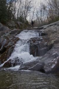 First of Three Cascades