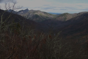 Linville Gorge from the Pinnacle