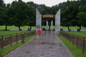 Ranger Monument