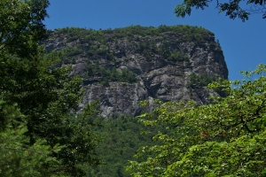 Front Face of Table Rock