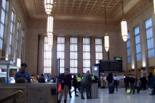 Philadelphia Train Station