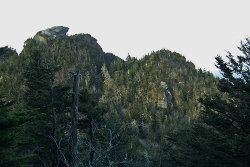 McCrae Peak from Attic Window Peak