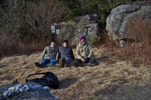 Alpine Meadow Rest