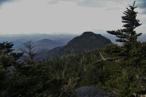 Attic Window Peak from Calloway Peak